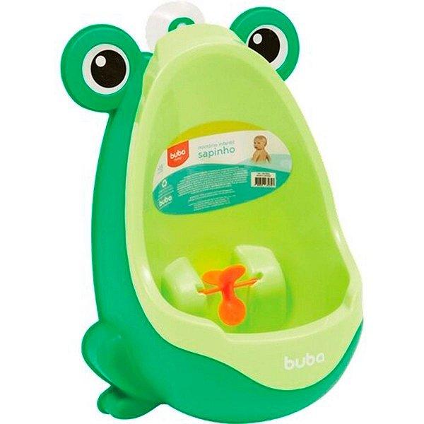 Mictório Infantil Sapinho Verde Buba