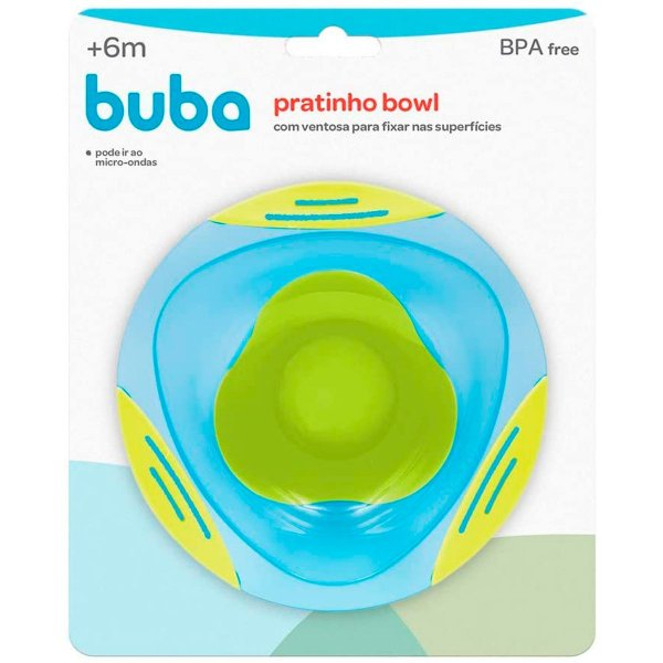 Pratinho Bowl Azul