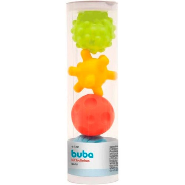 Kit Bolinhas Baby Buba Baby