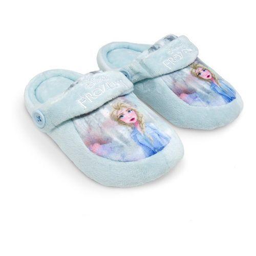 Pantufa infantil Kick Frozen Elsa