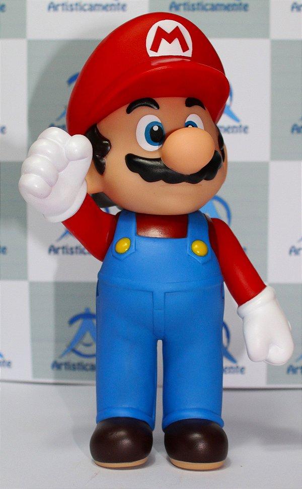 Bonecos - Mario e Luigi
