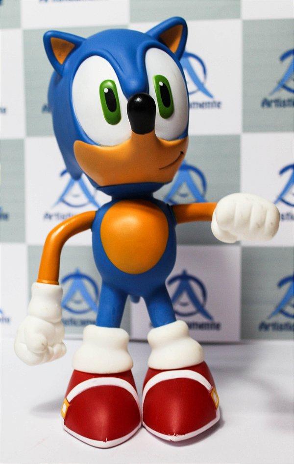 Boneco Articulado - Sonic