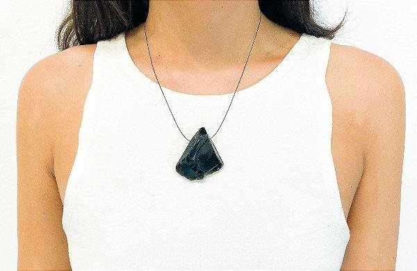 Colar Obsidiana