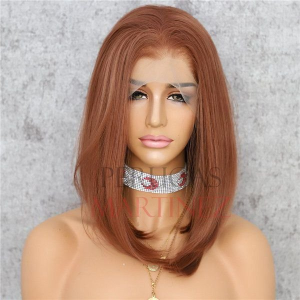 LACE FRONT KIM CHOCOLATE