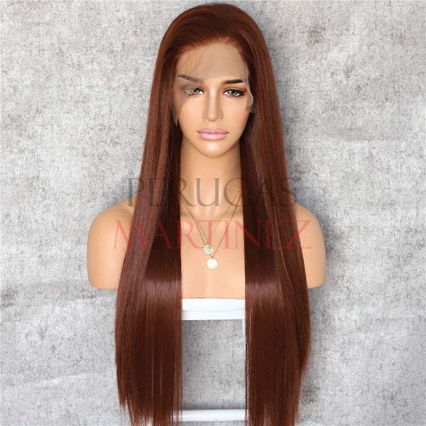 FULL LACE FRONT MELISSA CHOCOLATE