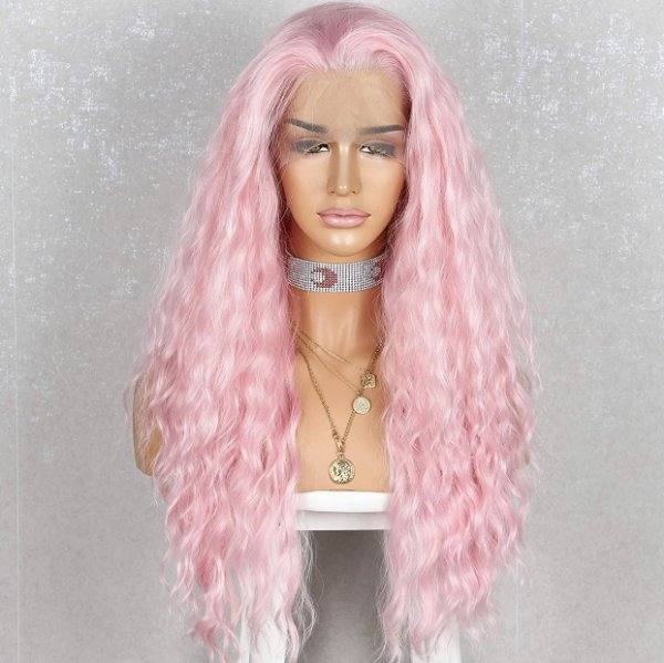 LACE FRONT LOLLA ROSA