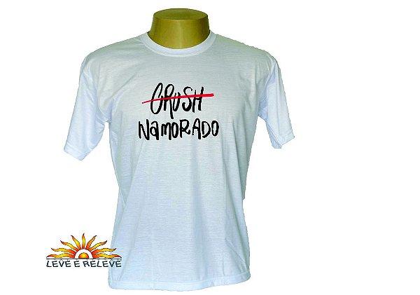 Camiseta Namorado, Noivo, Marido