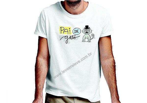 Camiseta para o dia dos Pais