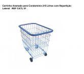 COD CA200L CARRINHO CONDOMÍNIO ARAMADO 200 A 215L.