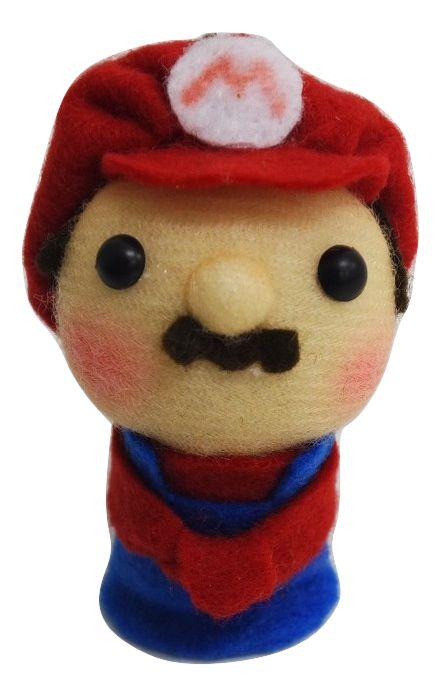 Chaveiro Super Mario Bros - Por Unidade