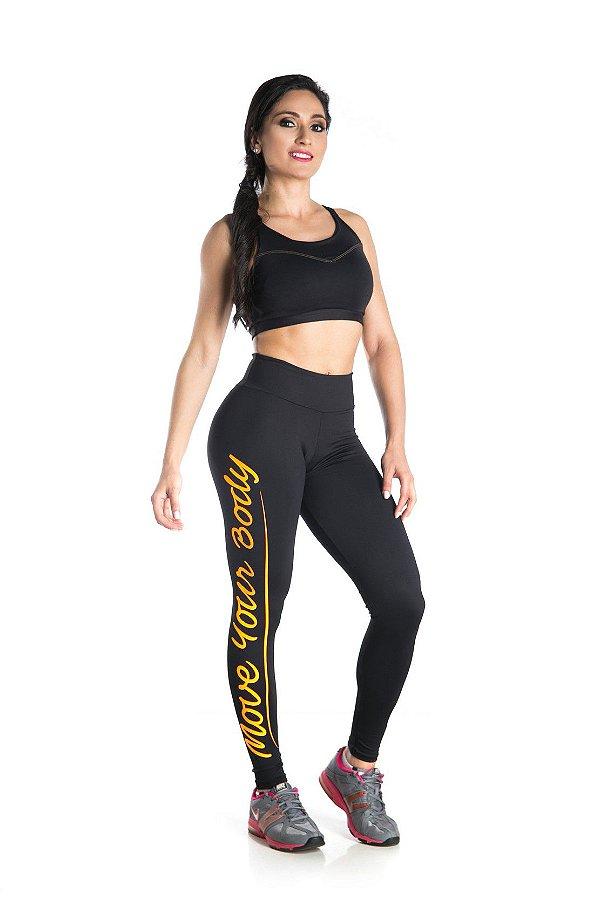 Legging Basic Move your body