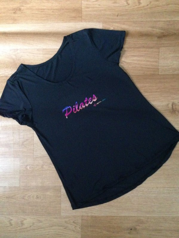 Blusa Mullet Pilates