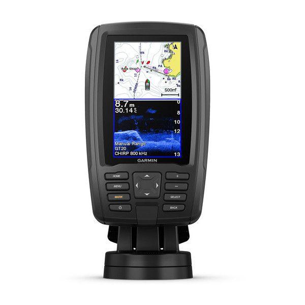 GPS Sonar Garmin ECHOMAP Plus 42cv +  Transducer
