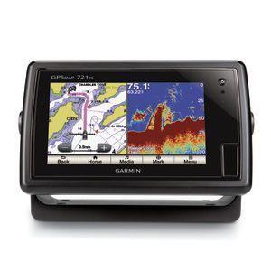 GPS Sonar Garmin GPSMAP 721XS TouchScreen