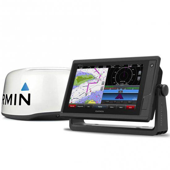 GPS Garmin GPSMAP 922xs + Radar Radome GMR 18HD+