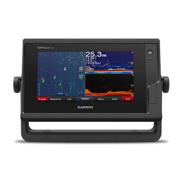 GPS Sonar Garmin GPSMAP 722xs