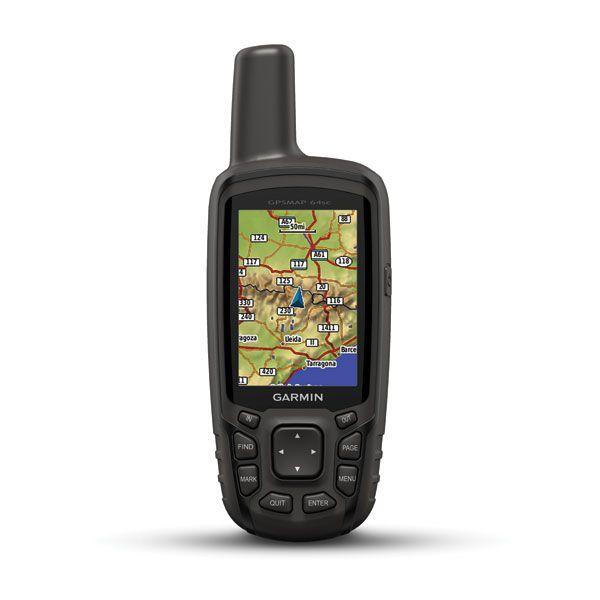 GPS Portátil com Câmera Garmin 64sc GPS/GLONASS