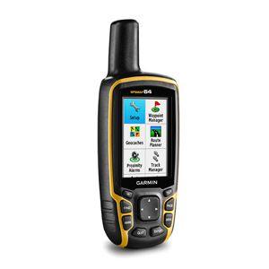 GPS Portátil Garmin GPSMAP 64 GPS e GLONASS