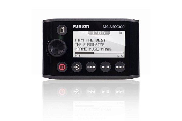 Controle Remoto Marinizado NMEA2000 FUSION MS-NRX 300I