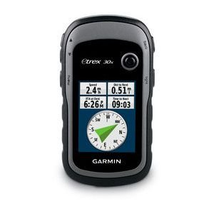 GPS Portátil com Bússola de 3 Eixos Garmin eTrex 30x