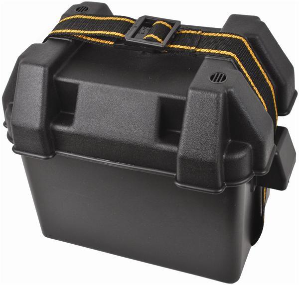 Caixa Protetora em Plástico Para Bateria Pequena AttWood