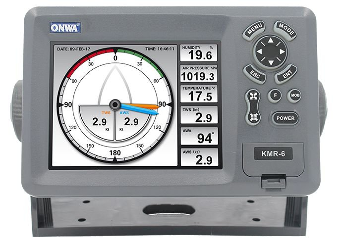 Display multifuncional onwa - modelo KMR-6