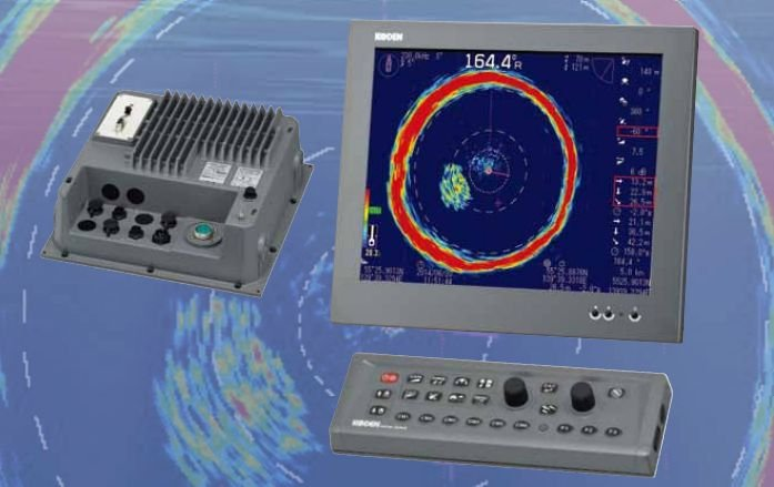 Sonar para pesca profissional  Koden Modelo: KDS-6000BB  - Incluso monitor 17 polegadas