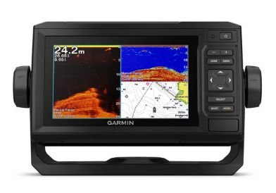GPS Sonar Garmin ECHOMAP Plus 62cv (sem transdutor) 010-01888-00