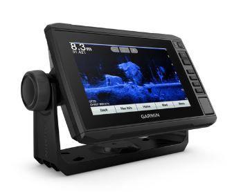 GPS Sonar Garmin  ECHOMAP PLUS 72CV com transducer GT20