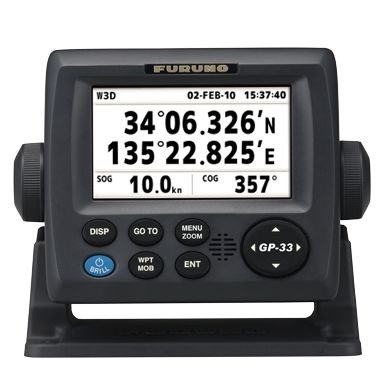 Navegador GPS GP-33 FURUNO