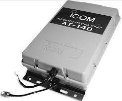 Icom At-140 Acoplador Antena Icom Hf Tunner Ic-at140