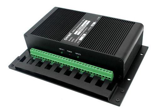 Caixa de distribuição Nmea0183 Multiplexador Onwa Kmd-210