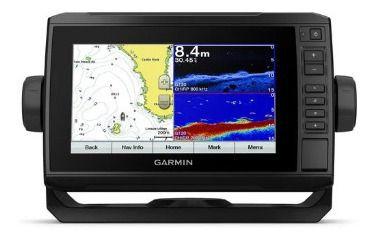 Echomap UHD 72cv c/ Transdutor GT24 GARMIN 010-02333-01
