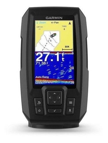Garmin Gps Sonar Striker 4 Plus c/ transdutor 010-01870-01