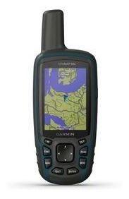 GPS portátil Gpsmap 64x Garmin 010-02258-04