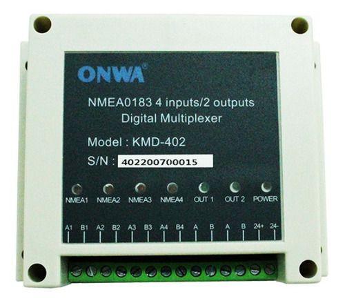Kmd-402 Nmea0183 Multiplexador