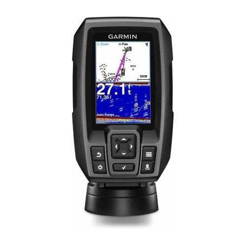 Sonar Com Gps Garmin Striker 4 + Transdutor
