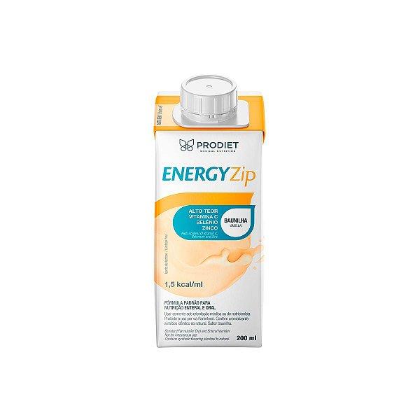 Energyzip - Baunilha – 200 ML - Prodiet