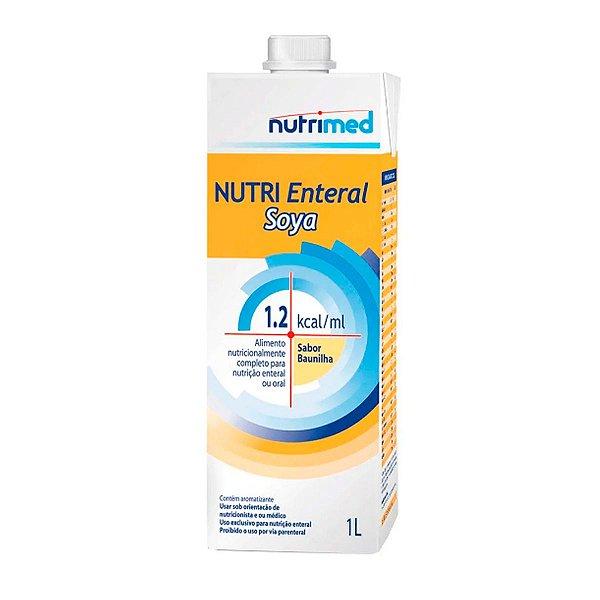 Nutri Enteral Soya 1.2 - Nutrimed