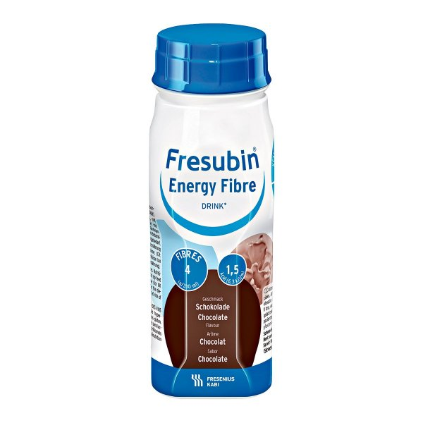 Fresubin Energy  Fibre Drink - Chocolate - 200ml - 1.5 - Fresenius
