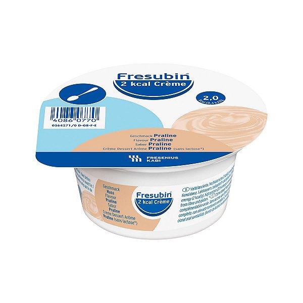 Fresubin Creme - 2 kcal - Praline - 125g - Fresenius