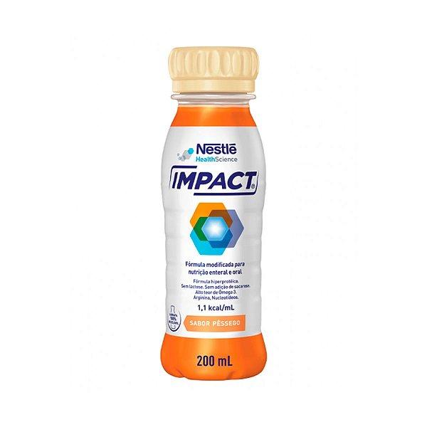 Impact - Sabor Pêssego - 200ml - Nestlé