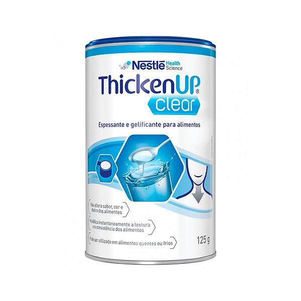 Resource Thicken Up Clear 125g - Nestlé