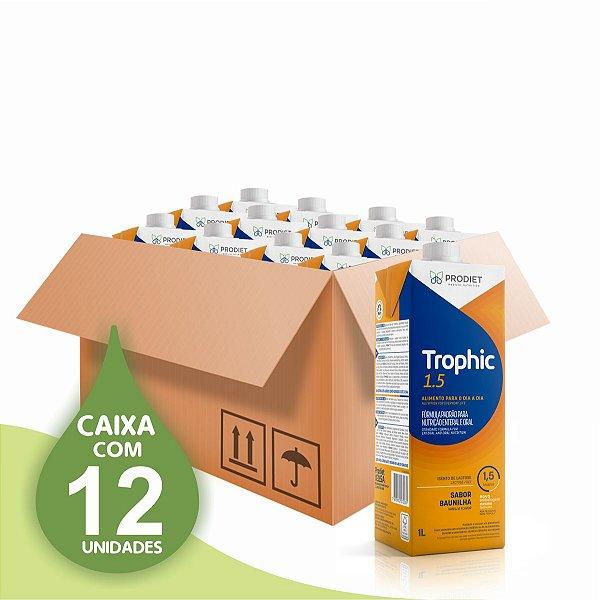 Trophic 1.5 1L - Prodiet - Caixa com 12 unidades