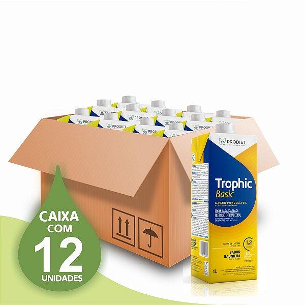 Trophic Basic 1.2 - 1L - Prodiet - Caixa com 12 unidades