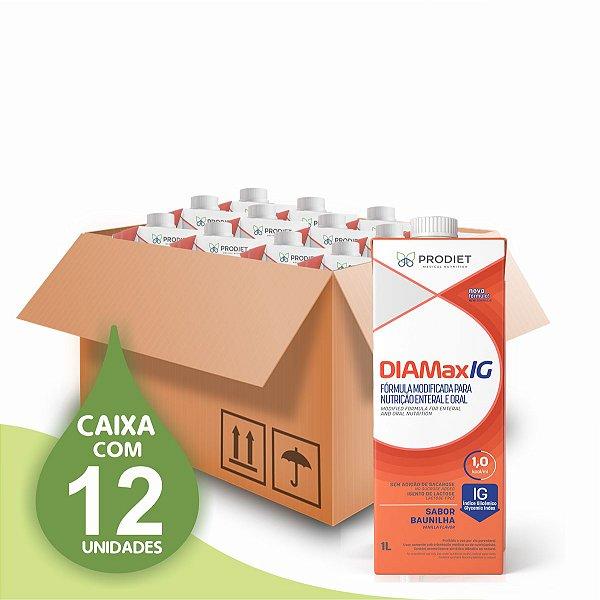Diamax IG 1.0 - 1L - Prodiet - Caixa com 12 unidades