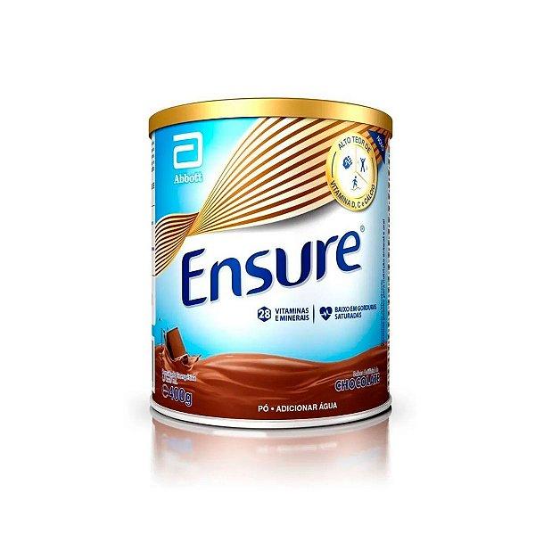 Ensure 400g - Sabor Chocolate - Abbott