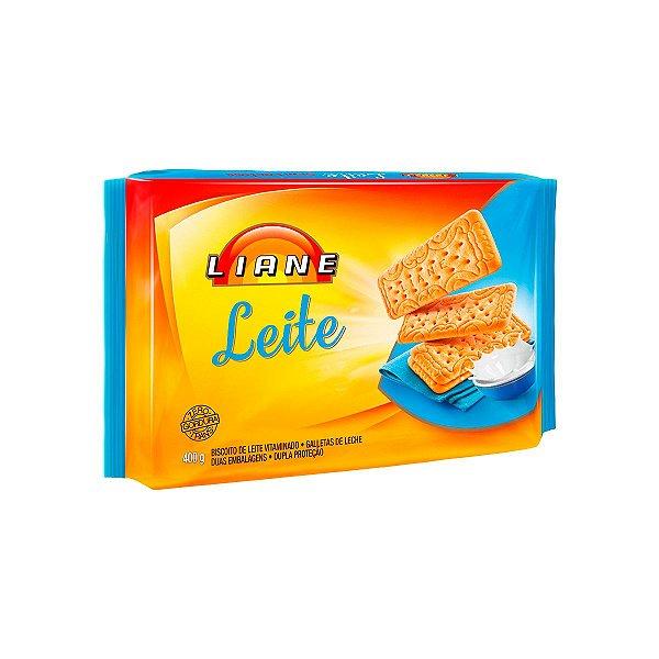 Biscoito 400g - Sabor Leite - APLV - Liane