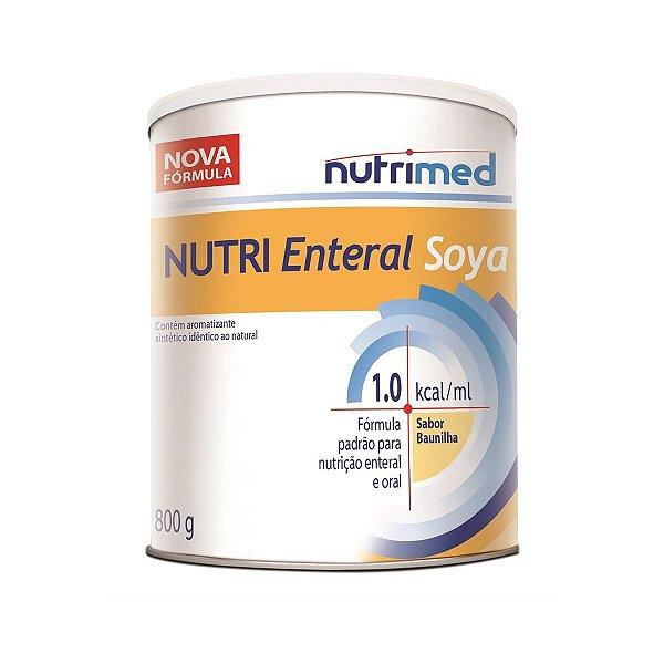 Nutri Enteral Soya - 800g - Nutrimed