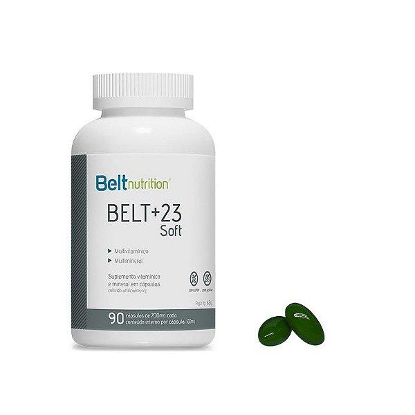 Belt +23 Soft - 90 Cápsulas - Beltnutrition